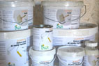 Dubron 400, natural wall and ceiling paint