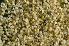 hulled hemp nuts (organic)