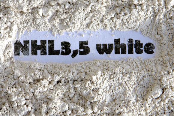 cal hidrulica natural nhl blanca